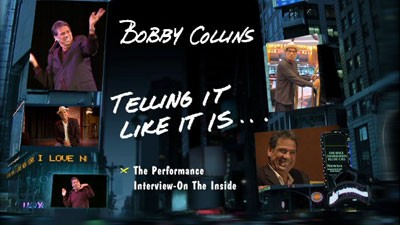 Bobby Collins Telling It Like It Is Dvd Talk Review Of The Dvd Video