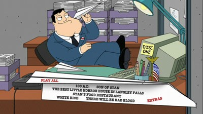 American Dad!: Volume Seven : DVD Talk Review of the DVD Video