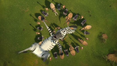 Madly Madagascar : DVD Talk Review of the DVD Video
