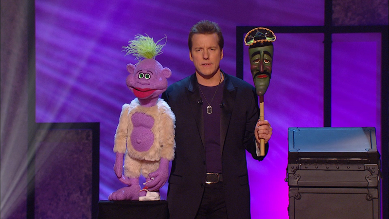 Jeff Dunham Controlled Chaos Blu Ray DVD Talk Review