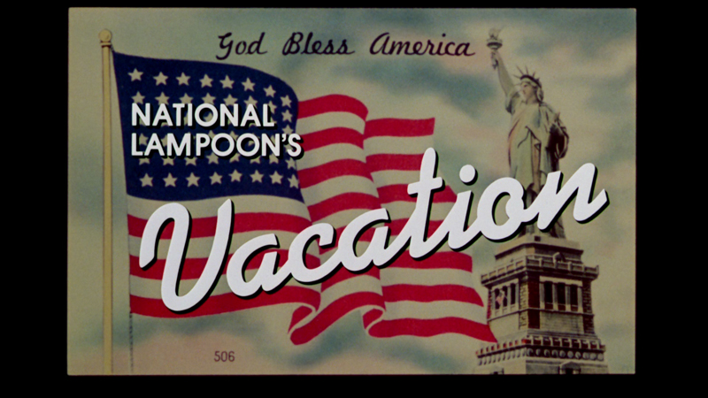Anniversary Of National Dvd blu-ray Lampoon's The 30th Review Talk Vacation Blu-ray