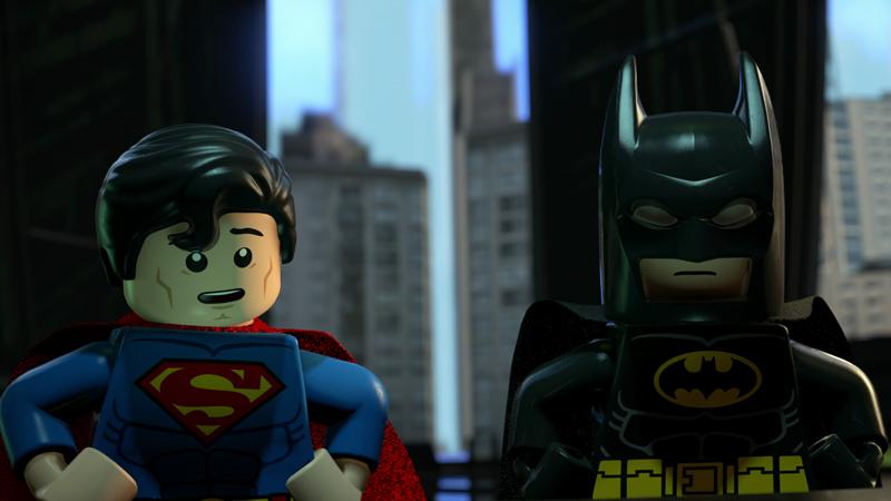 LEGO Batman: The Movie - DC Super Heroes Unite (Blu-ray) : DVD Talk ...