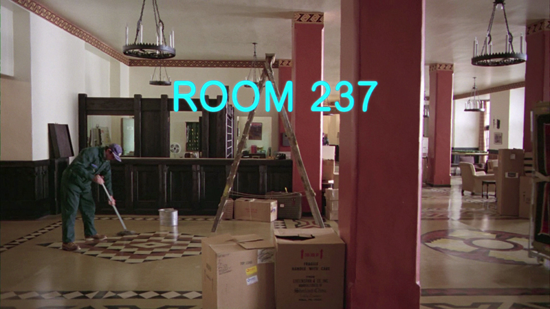 Room 237 (Blu-ray) : DVD Talk Review of the Blu-ray