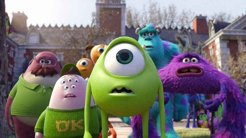 Monsters university blu ray dvd talk review of the blu ray voltagebd Images
