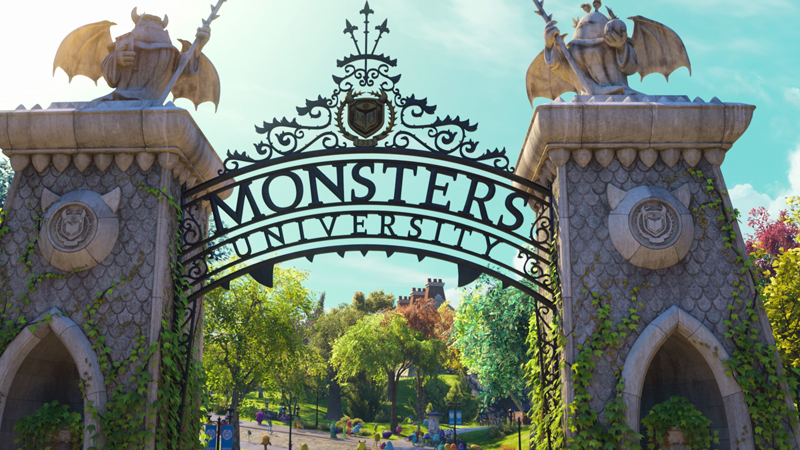 the influence and motivation to scare in monster university a movie by pixar And since it's made by pixar, you expect them to get the small things right   outside the classroom and that peers are more often influential than professors  but more than a comment on college, monsters university is a film  get to  monsters u his textbook knowledge of scaring strategies and techniques.