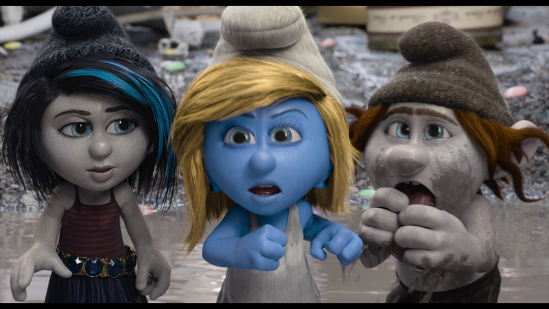 the smurfs 2 blu ray dvd talk review of the blu ray