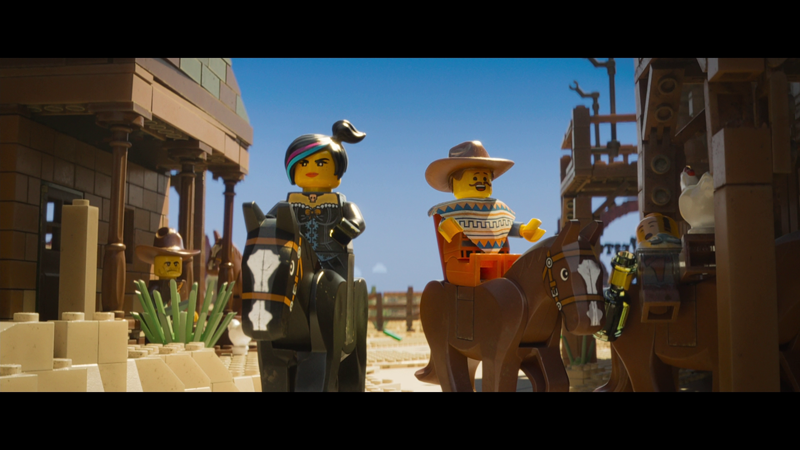 The Lego Movie Everything Is Awesome Edition Blu Ray Dvd Talk Review Of The Blu Ray