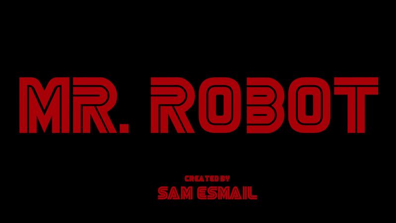 mister robot dvd