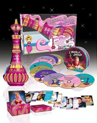 I Dream of Jeannie: The Complete First Season movie