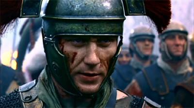 New Men War Centurion Lucius Vorenus Helmet Armor Movies Rome ...