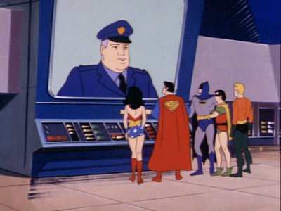 The All-New Superfriends Hour: Season One, Vol. 1 : DVD ...