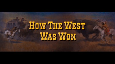 How the West Was Won : DVD Talk Review of the DVD Video