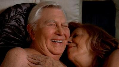 Senior citizen and oral sex