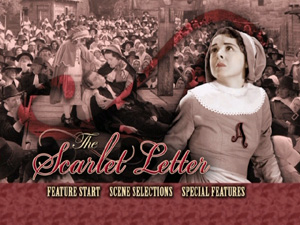 a critique on the movie version of the scarlet letter Links to movie scripts, screenplays, transcripts, and excerpts from classic movies to current flicks to future films  the scarlet letter.