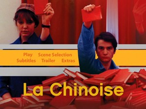 la chinoise dvd talk review of the dvd video. Black Bedroom Furniture Sets. Home Design Ideas