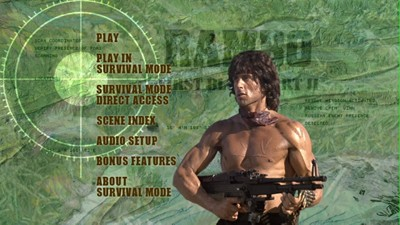 Rambo - The Complete Collector's Set : DVD Talk Review of