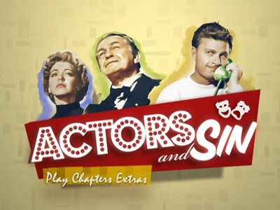 Actor's and Sin