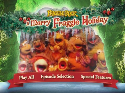 Fraggle Rock: A Merry Fraggle Holiday : DVD Talk Review of the DVD ...