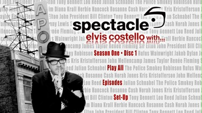 Elvis Costello: Spectacle - Season 1 & 2 movie