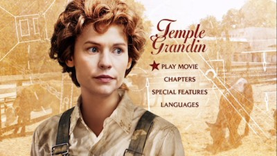 Temple Grandin : DVD Talk Review of the DVD Video