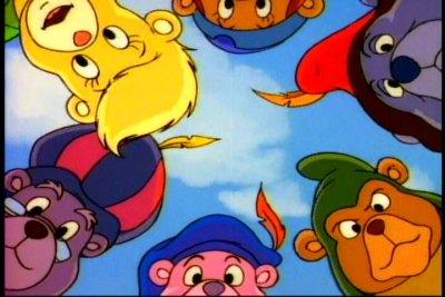 Disney 39 S Adventures Of The Gummi Bears Vol 1 Seasons 1 3 DVD