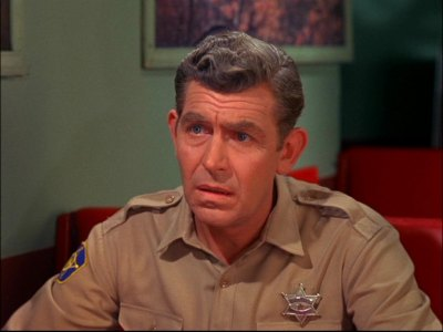 andy griffith - fishin' hole