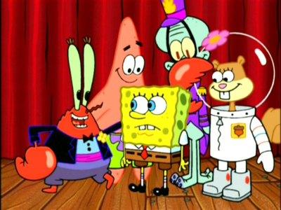 SpongeBob SquarePants - Season 4, Vol. 2 : DVD Talk Review of the DVD Video