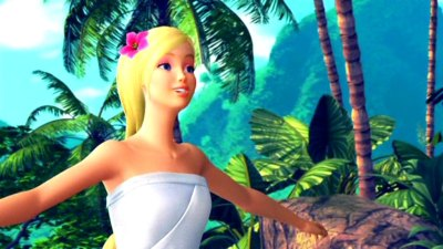 Barbie As The Island Princess DVD Talk Review Of The DVD Video