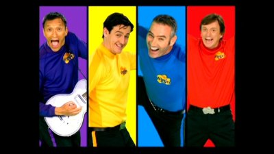 dvd talk gt reviews gt the wiggles getting strong
