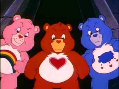 Care bears 25 years of caring gift set