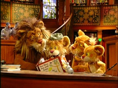 Between The Lions Season 1 Dvd Talk Review Of The Dvd Video