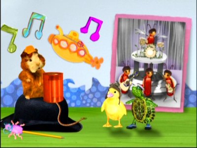 Wonder Pets Sheep The Wonder Pets Are Off to
