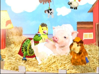 Wonder Pets Sheep 4 Episodes of Wonder Pets