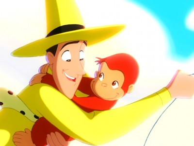 Curious George ''Watch On the Go'' Edition : DVD Talk ...