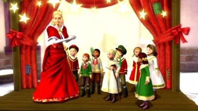 Barbie in A Christmas Carol : DVD Talk Review of the DVD Video