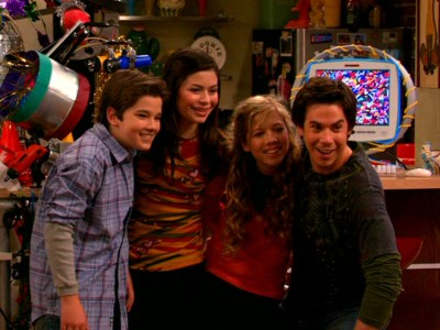 iCarly - Season 1, Volume 1 : DVD Talk Review of the DVD Video