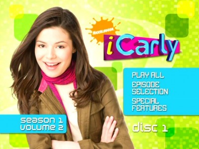 iCarly: Season 1, Volume 2 : DVD Talk Review of the DVD Video