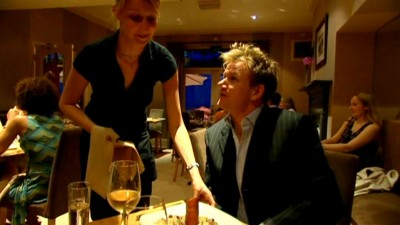 Ramsay 39 s kitchen nightmares complete series two the for Kitchen nightmares fake