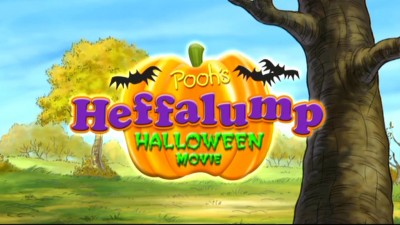 in poohs heffalump halloween movie little roo voice work of jimmy bennet is very excited about this particular halloween because his friend lumpy the