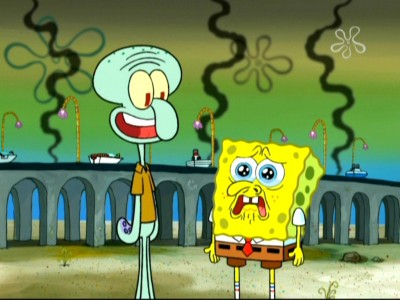 SpongeBob SquarePants: Spongebob's Last Stand : DVD Talk