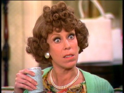 carol burnett dentist