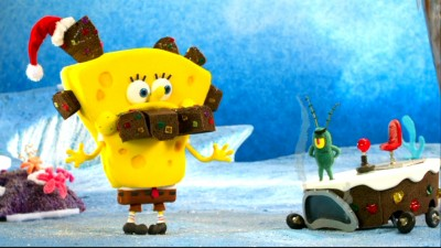 an affectionate take off on all those beloved rankinbass christmas stop motion tv specials filtered through the sillysick humor of spongebob squarepants