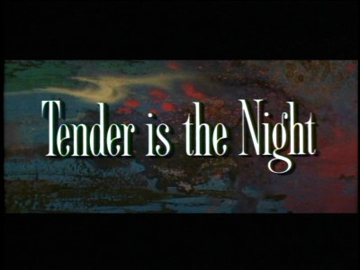 tender is the night movie review