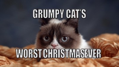 Grumpy Cat's Worst Christmas Ever : DVD Talk Review of the ...