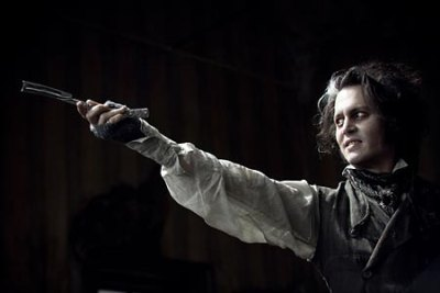 the visual elements and style in sweeney todd the demon barber of fleet street a movie by tim burton Top 10 tim burton characters sweeney todd: the demon barber of fleet street presented and ultimately lent his visual style of ghastly claymation.