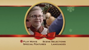 ... with barely a mention of it anywhere on the packaging -- outside of a quick blurb at the top of the little outer cardboard slip -- A Christmas Story's ...