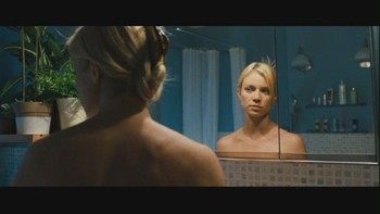 Even Once It Starts To Trickle Into Brighter Environments Such As In Angelas Bathroom During One Of The More Intense Scenes Film