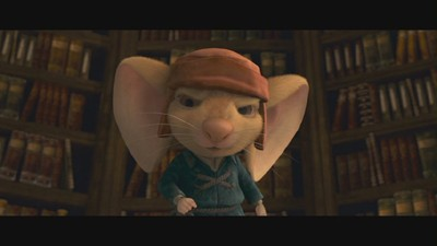 The Tale Of Despereaux Dvd Talk Review Of The Dvd Video