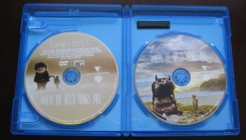 Where the Wild Things Are (Blu-ray + DVD/Digital Copy ...