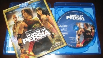 Prince Of Persia The Sands Of Time Blu Ray Dvd Digital Copy Blu Ray Dvd Talk Review Of The Blu Ray
